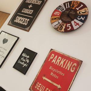 obrazy, obrazki, sztuka, zegar